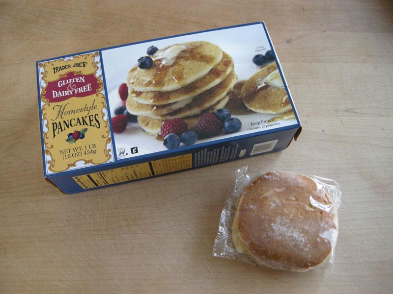 Review: Trader Joe's Gluten-Free Pancakes - Gluten Free Portland
