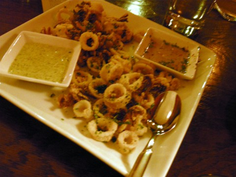 Horay! Calamari!