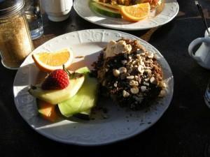 Gluten-Free Oatmeal Pancakes at Francis