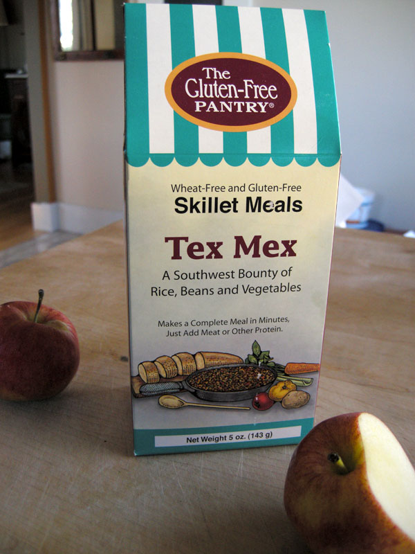 Product Review: Gluten Free Pantry Tex Mex Skillet Meal ...