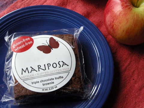 Mariposa Brownie