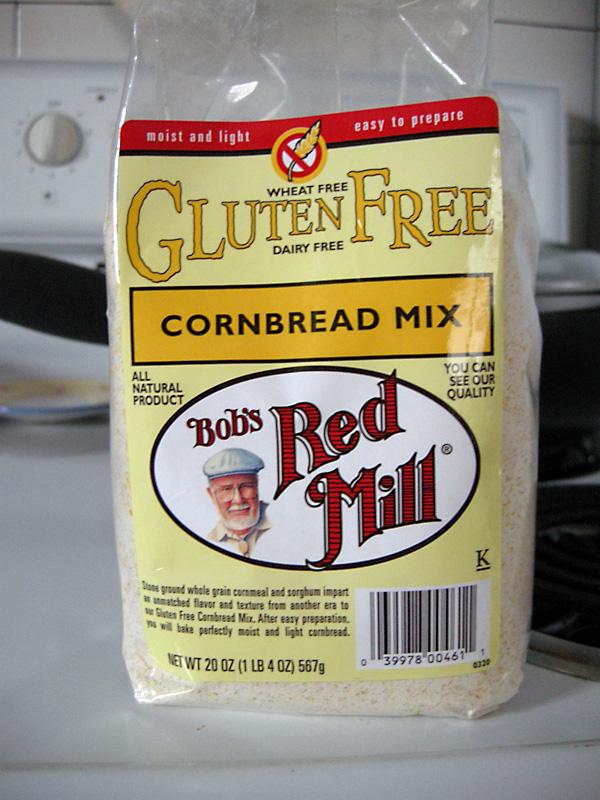 Bobs red mill gluten free cornbread