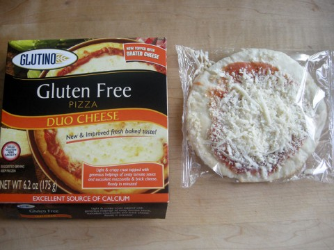 Gluten Free Frozen Pizza