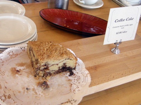 Gluten-Free Coffee Cake