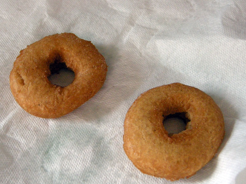 Gluten-Free Donuts/Doughnut Recipe!!! - Gluten Free Portland