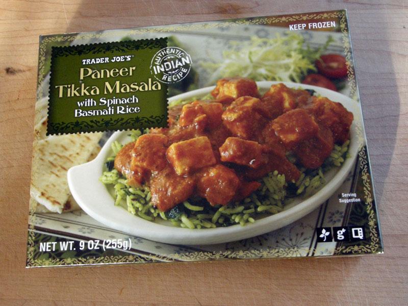 Trader Joes Frozen Indian Food