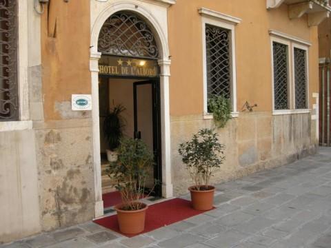 Hotel L'Alboro in Venice