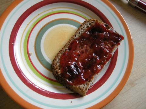 Spread that Jam on some Gluten Free Bread