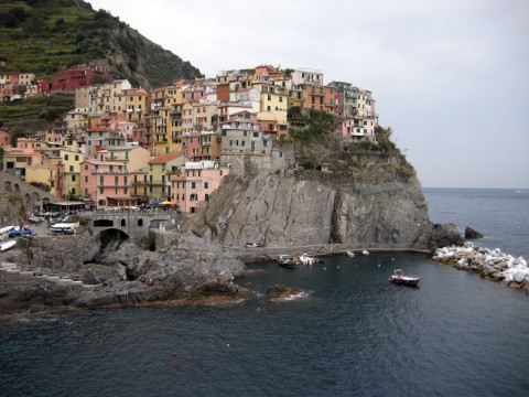 Gluten Free Cinque Terre