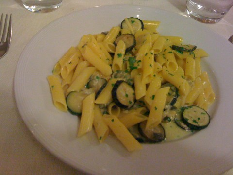 Gluten-free pasta in Italy!