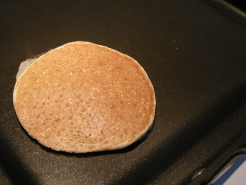 gluten-free pancake!