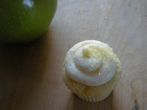 Gluten-free cupcake