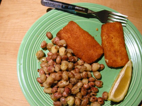 Gluten-Free Fish Sticks