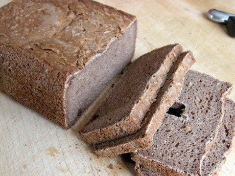 Teff Bread Loaf