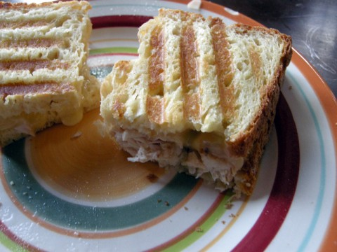 Gluten-Free Panini Sandwich