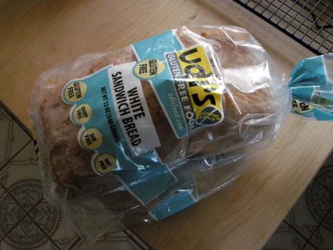 Udi's White Gluten-Free Sandwich Bread