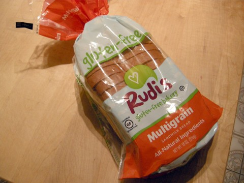 Rudi's Gluten-Free Multigrain Bread