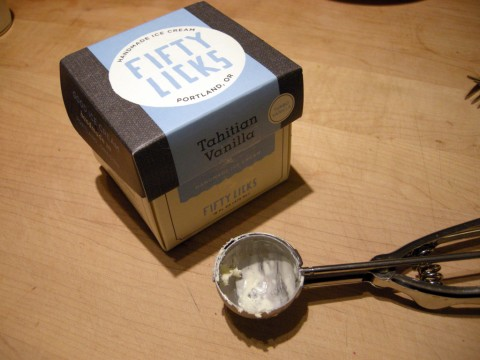 Fifty Licks Tahitian Vanilla