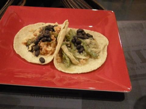 Gluten Free Tacos at Mi Mero Mole